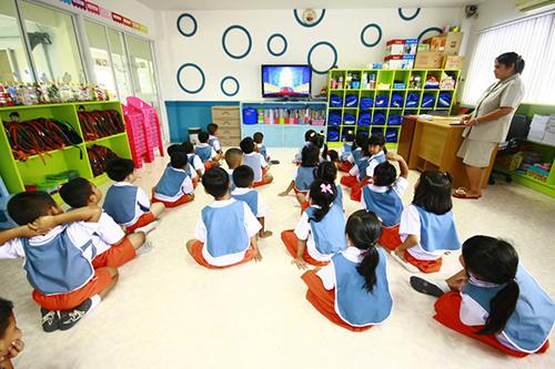 เรื่องไม่เล็ก...ของเด็กเล็กปฐมวัย - Thaihealth.or.th |  สำนักงานกองทุนสนับสนุนการสร้างเสริมสุขภาพ (สสส.)