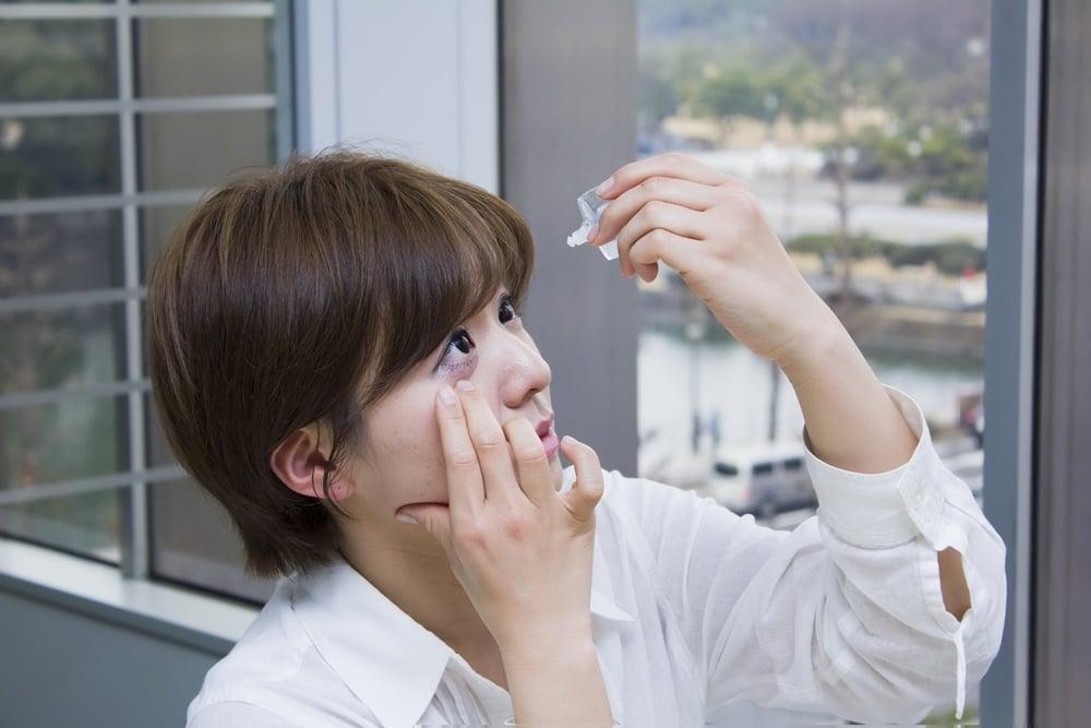 ใช้ยาหยอดตาอย่างไรให้ปลอดภัย thaihealth