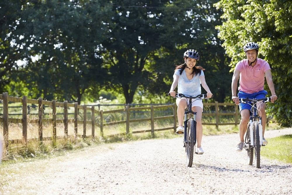 เลือกจักรยานให้ดี ลดบาดเจ็บเข่า thaihealth
