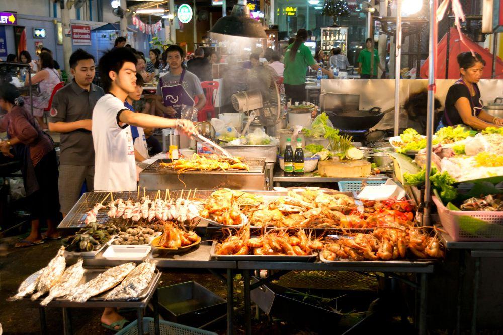 เลี่ยงเมนูอาหารทะเลที่ปรุงสุกๆ ดิบๆ thaihealth