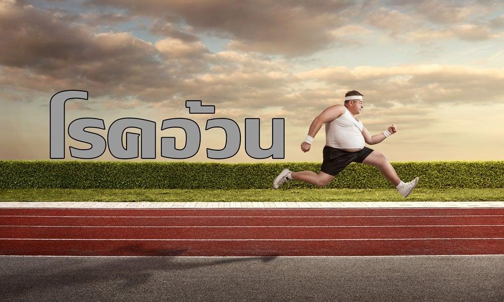 โรคอ้วนลงพุง thaihealth