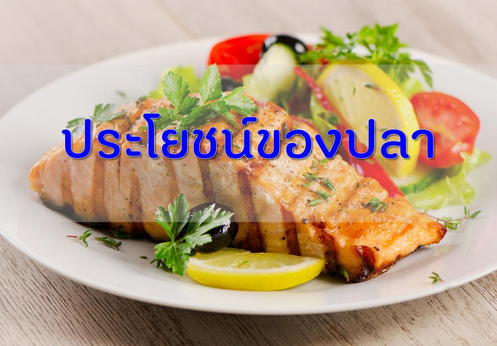 ประโยชน์ของปลา thaihealth