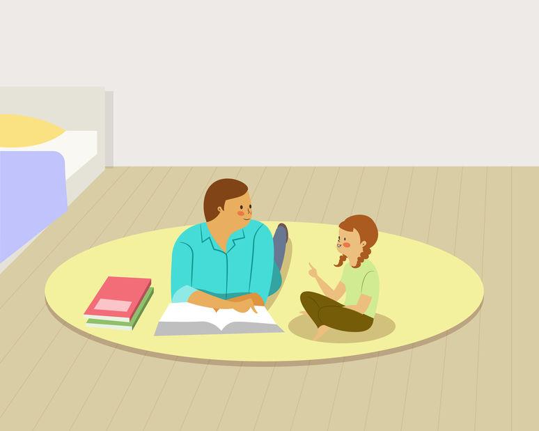 สร้างพัฒนาการลูกง่ายๆ ด้วยวินัยเชิงบวก  thaihealth