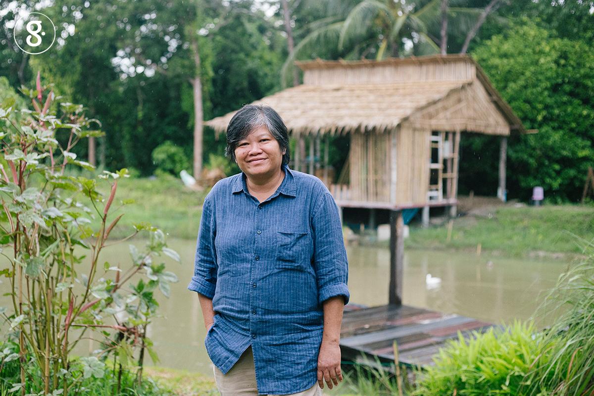 คุยเรื่องสวนชีววิถี และวิธีกินให้เป็น thaihealth
