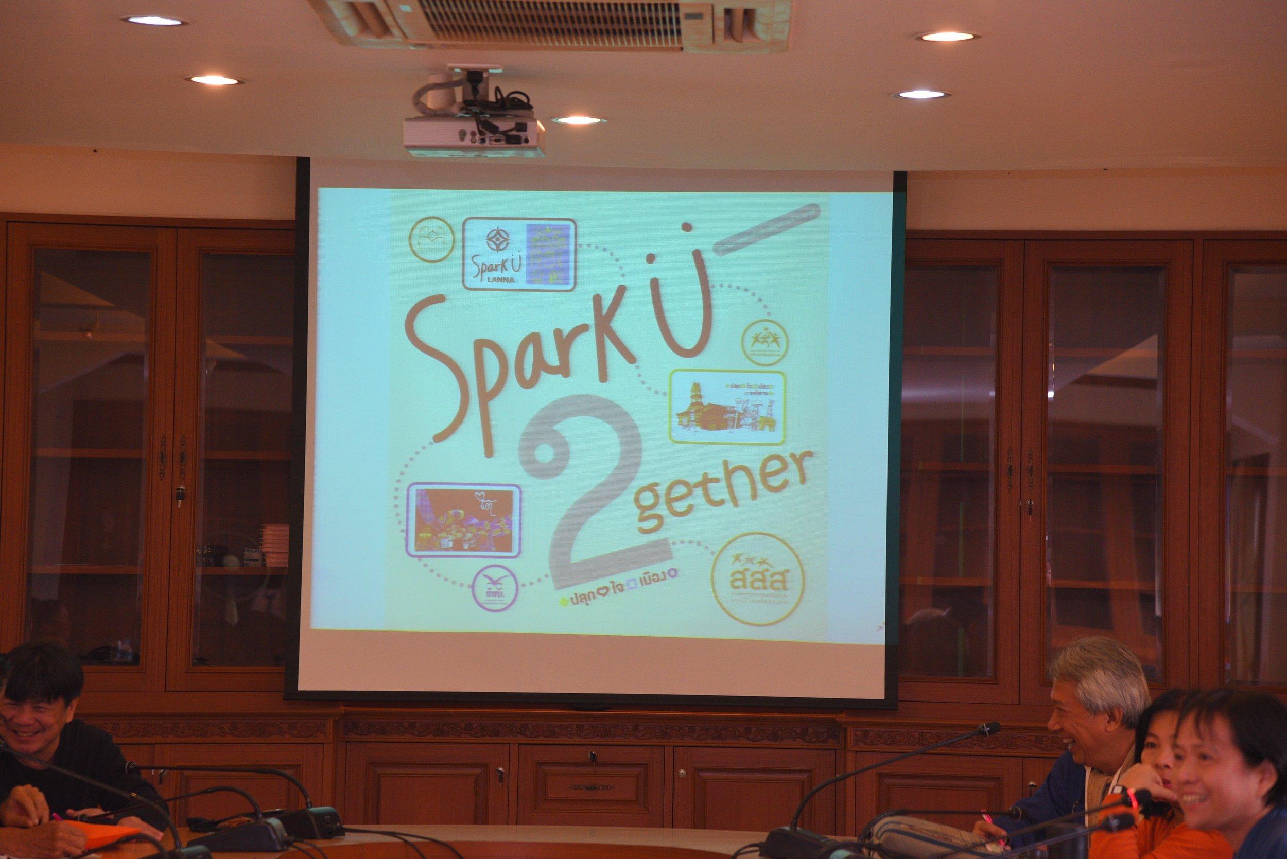 ฟื้น ใจ๋ เมืองล้านนา Spark U เชียงใหม่ พลังเปลี่ยนเมือง thaihealth