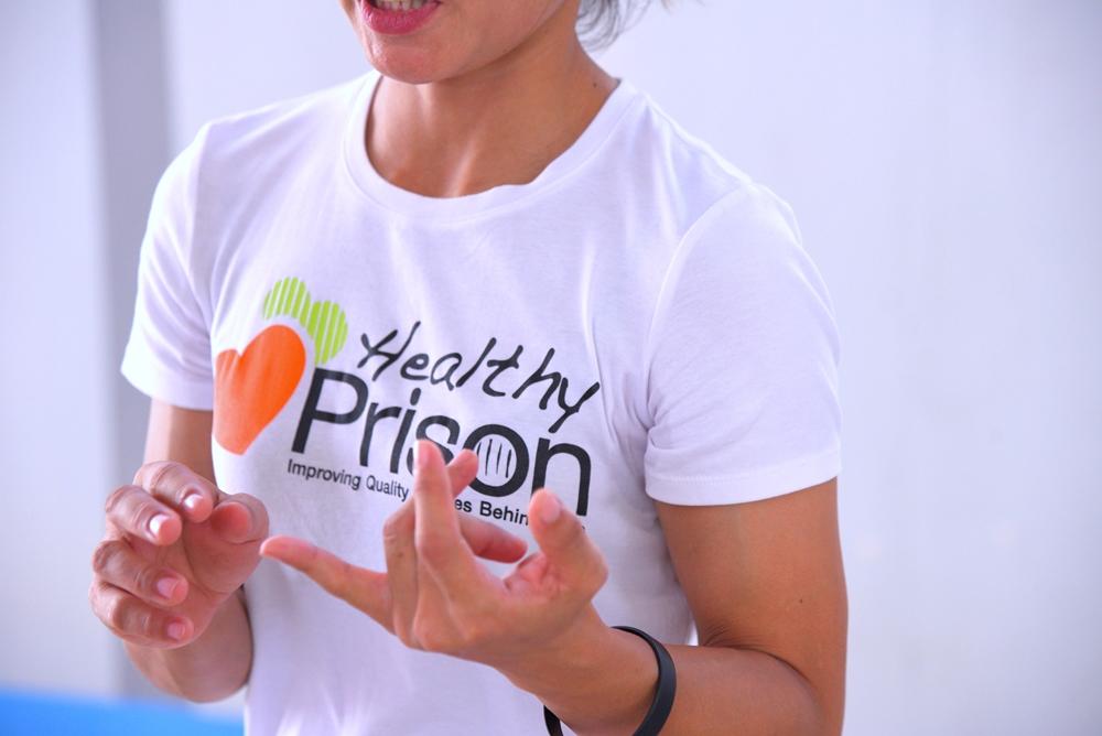 โยคะในเรือนจำ พัฒนาสุขภาพกายใจผู้ต้องขัง thaihealth
