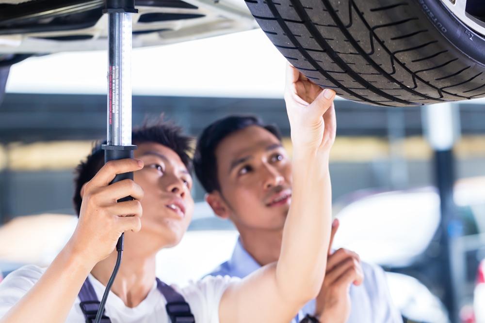 ก.แรงงาน ติวเข้ม หัวหน้างานมืออาชีพด้านยานยนต์และชิ้นส่วน thaihealth