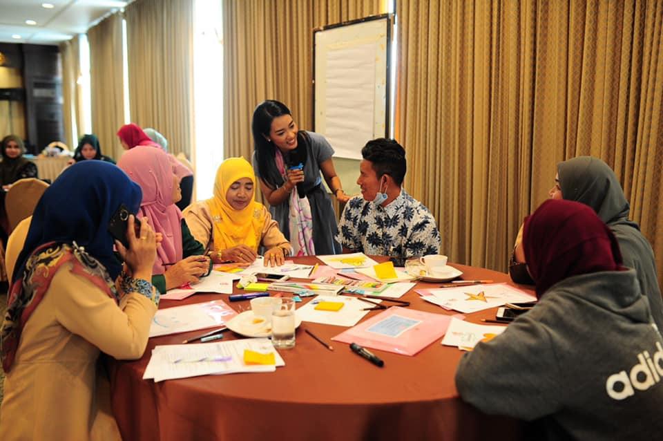 จัดอบรมสร้างความรู้เพื่อช่วยเหลือเด็กเปราะบางในพื้นที่ thaihealth
