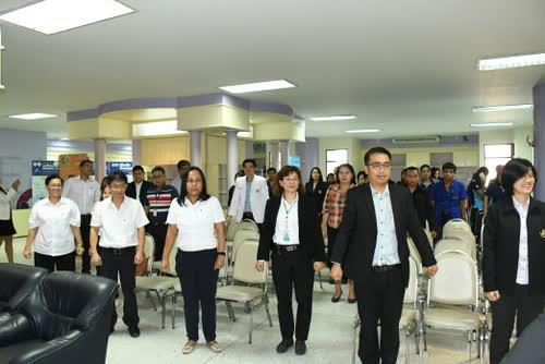 จ.ชลบุรี เปิดศูนย์เรียนรู้สุขภาวะองค์กรใน SMEs thaihealth