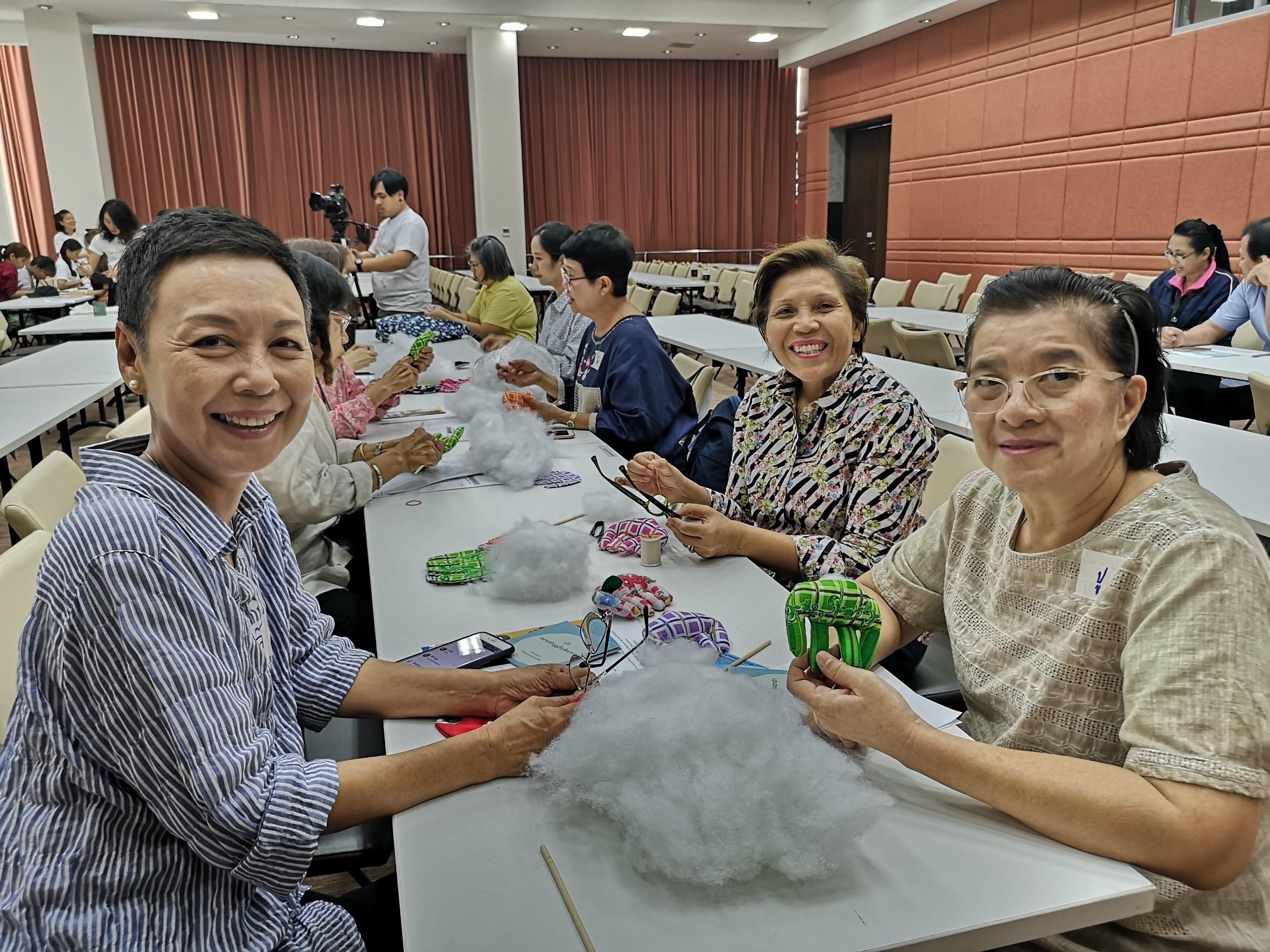 """เปิดตัว """"โครงการวิถีฉลาดทำบุญเพื่อสร้างสุขภาวะของสังคม"""" thaihealth"""