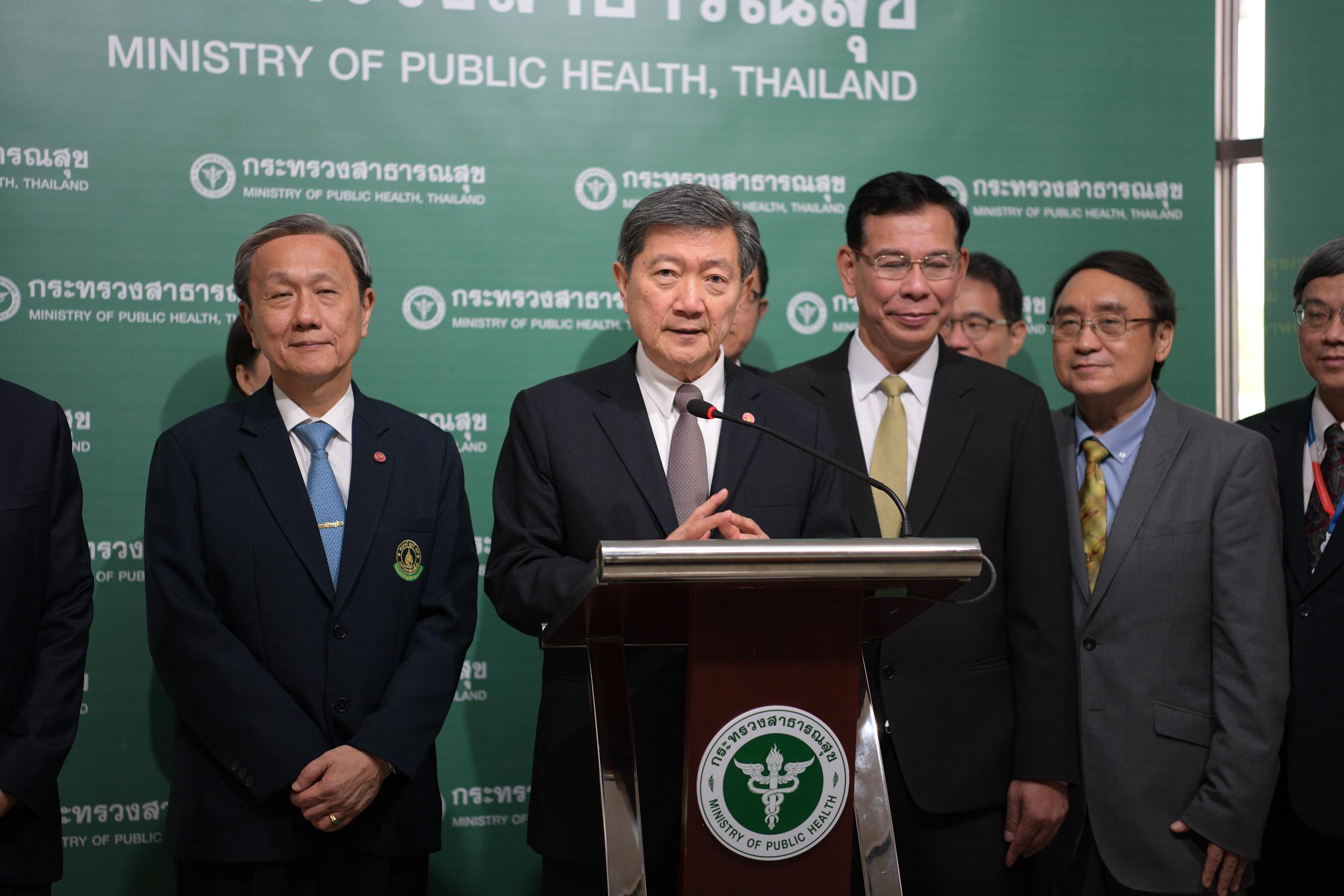 นวัตกรรมงานวิจัย R2R พัฒนาบริการ–ลดงานหนัก thaihealth