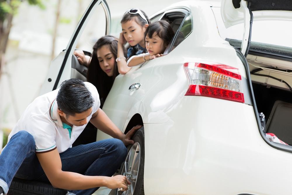 ดูแลรักษายางรถยนต์ถูกวิธี ลดเสี่ยงอุบัติเหตุ thaihealth