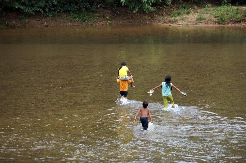 ปภ.แนะข้อควรปฏิบัติเพื่อป้องกันเด็กจมน้ำ  thaihealth