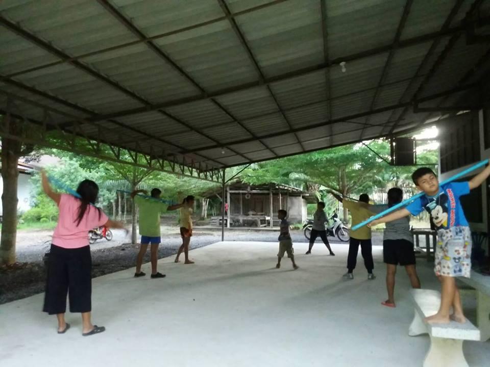แลกเปลี่ยนข้อมูลออกกำลังกายสร้างสุข คน 3 วัย thaihealth
