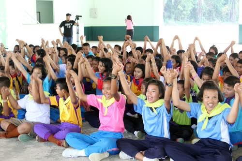 ชวนเด็กนครศรีฯ ร่วม Active Play Active School thaihealth