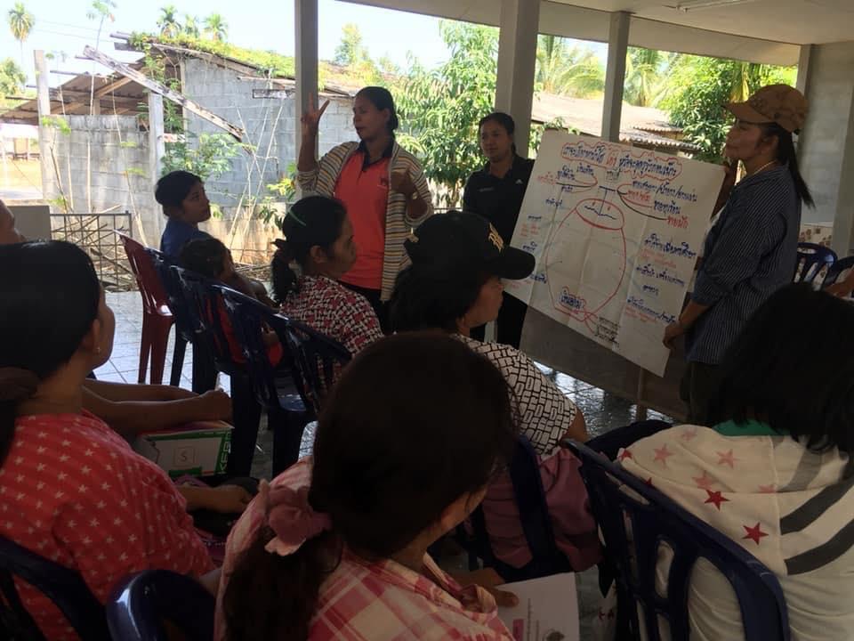 สภาผู้นำชุมชนจัดอบรมสอนทำบัญชีครัวเรือน thaihealth