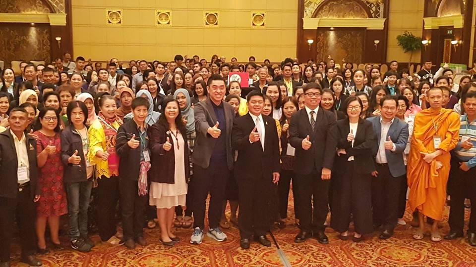 พลังเครือข่ายศูนย์เรียนรู้ใกล้บ้าน พลังสร้างสรรค์ชุมชน ปี 3 thaihealth