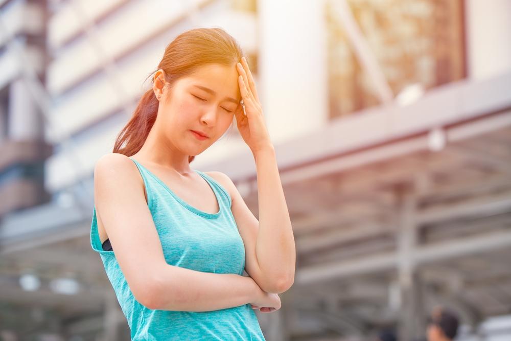 กรมควบคุมโรค เตือนอากาศร้อน อาจเสี่ยงเจ็บป่วยและเสียชีวิตได้ thaihealth