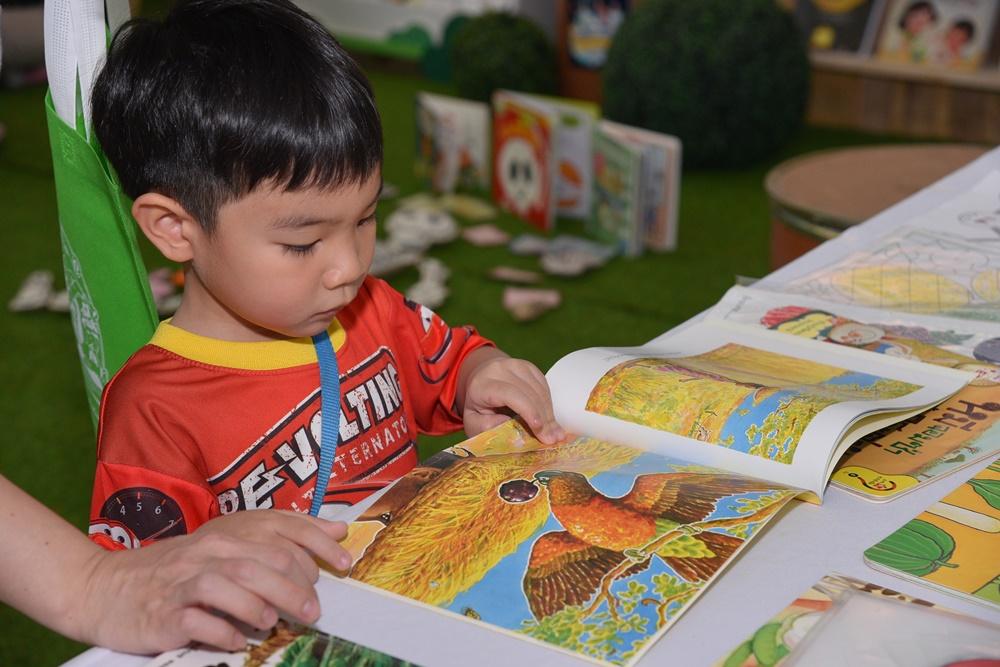 'พลังแห่งการอ่าน' สร้างเด็ก สร้างชาติ thaihealth