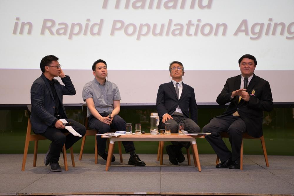 ถอดบทเรียน'ญี่ปุ่น-เกาหลีใต้' เตรียมไทยพร้อมสู่สังคมสูงวัย thaihealth