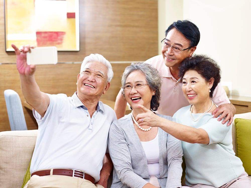 ผู้สูงอายุไทย 71% ไม่มีภาวะซึมเศร้า เพราะออกกำลังกาย-พบเพื่อน thaihealth