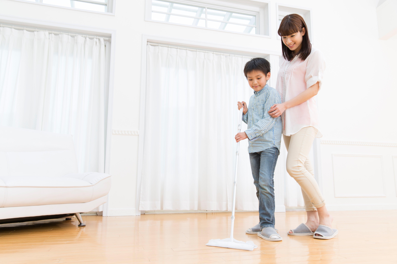 ไม่ช่วยพ่อแม่ทำงานบ้าน = ลูกคนนี้ขี้เกียจ จริงเหรอ? thaihealth