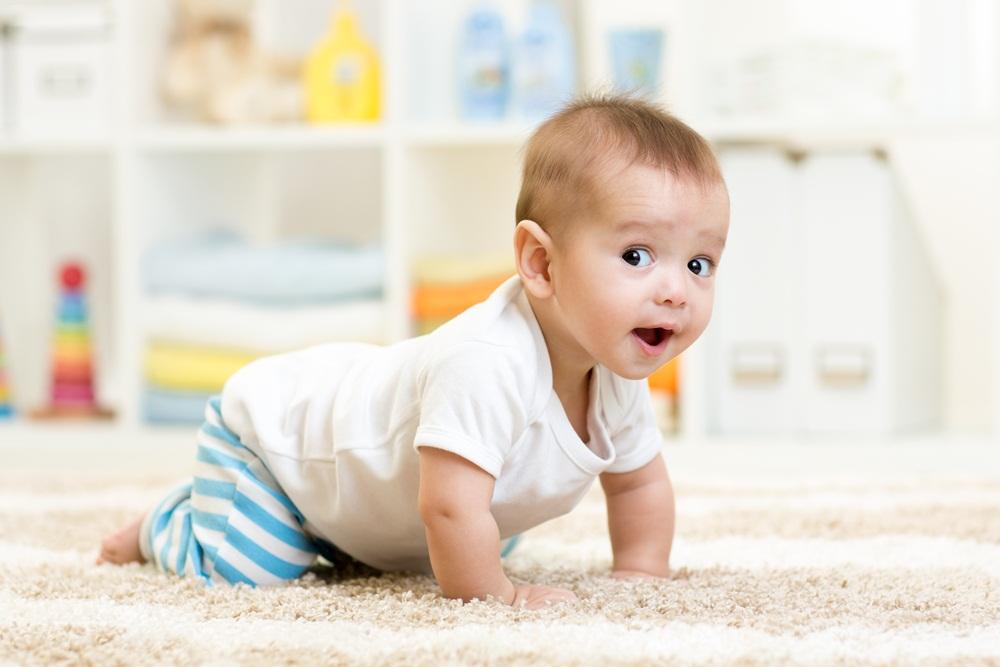 แนะดูแลลูกน้อยใกล้ชิด หาที่กั้นคอกสำหรับเด็ก thaihealth