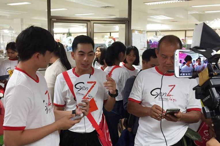 เยาวชน Gen Z พัฒนาศักยภาพด้านการเป็นนักข่าว แบบมืออาชีพ thaihealth