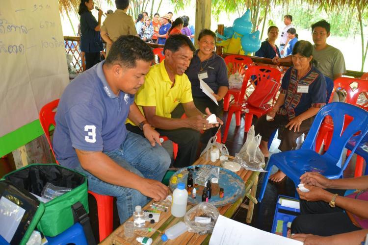 เทศบาลตำบลพุเตย หนุนแนวคิดเปลี่ยนผักพิษให้ปลอดภัย thaihealth