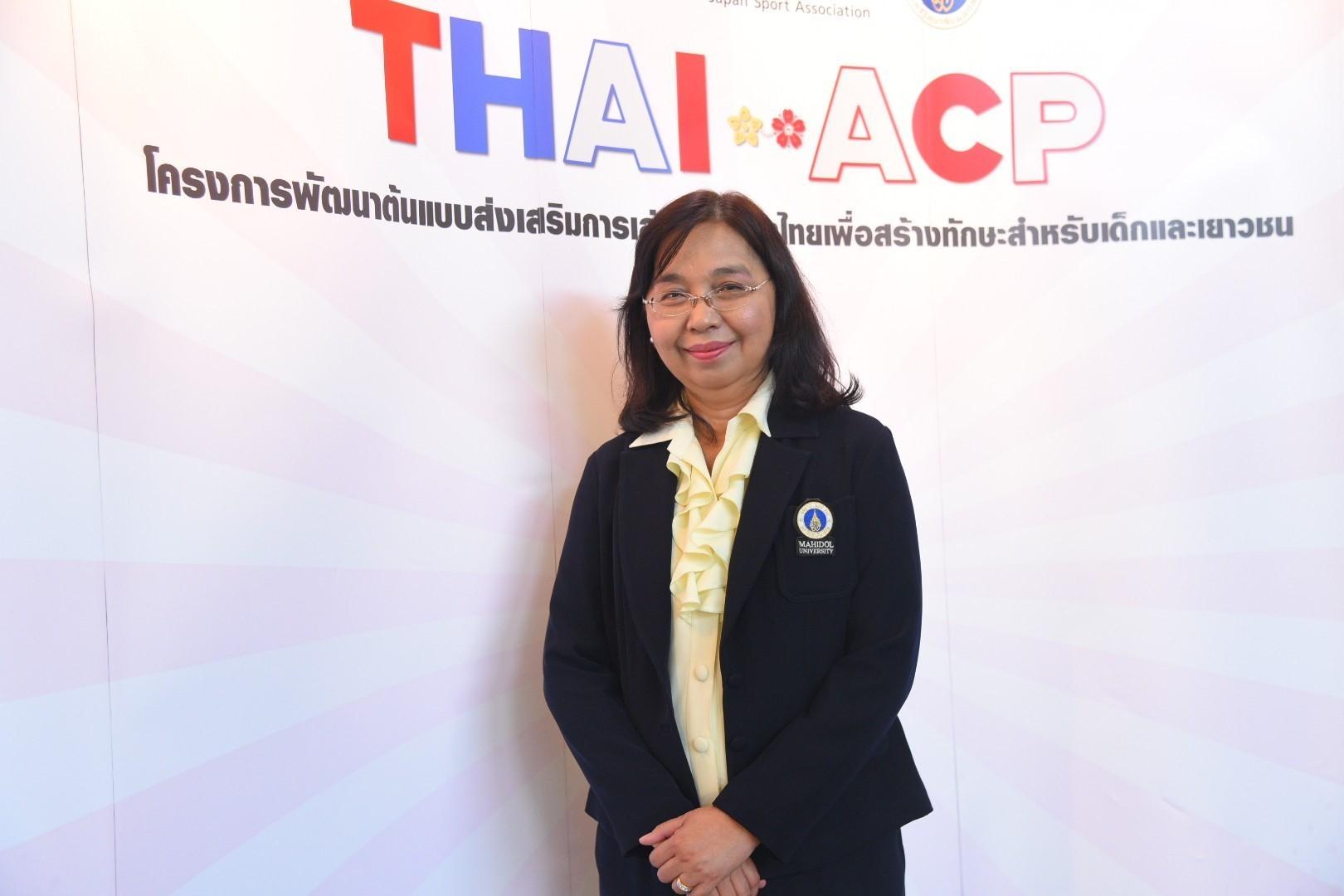สสส.นำการละเล่นไทยใช้แก้ปัญหาเด็ก