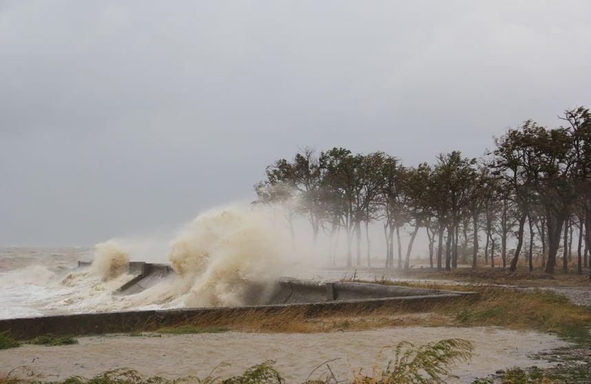 เตือนพื้นที่ประสบวาตภัย 18 จังหวัด thaihealth