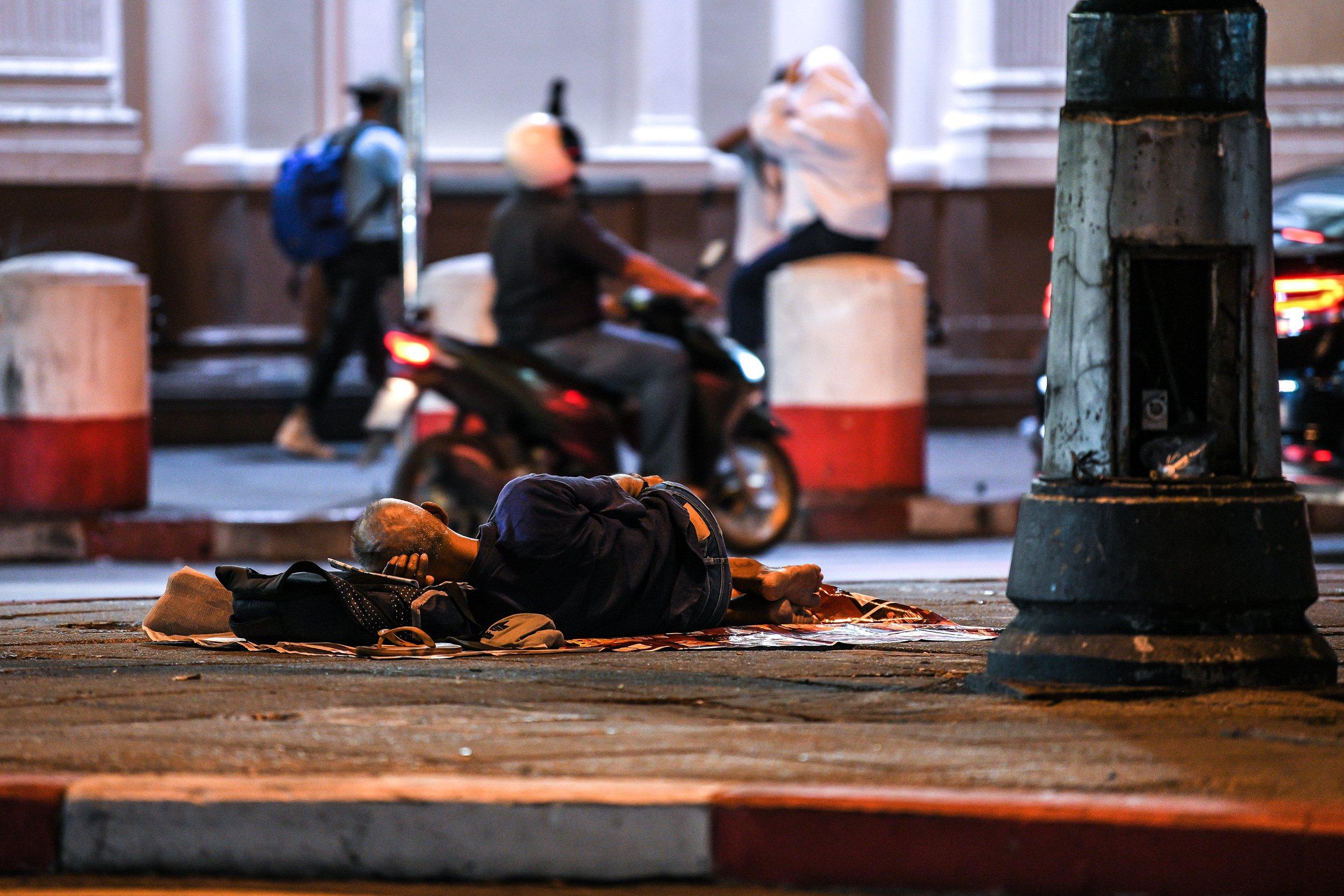 สำรวจสถานการณ์คนไร้บ้านครั้งใหญ่ หวังพัฒนาคุณภาพชีวิตเป็นระบบ thaihealth