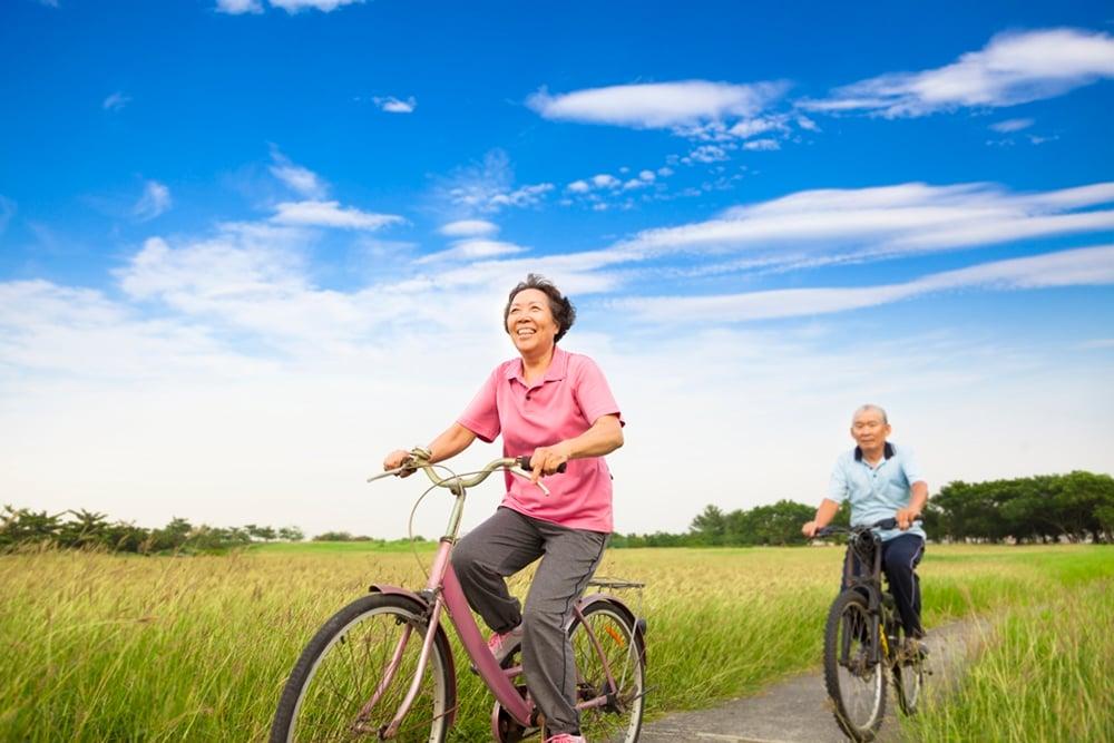ก้าวสู่สังคมผู้สูงวัยอย่างมีความสุขทั้งใจและกาย thaihealth