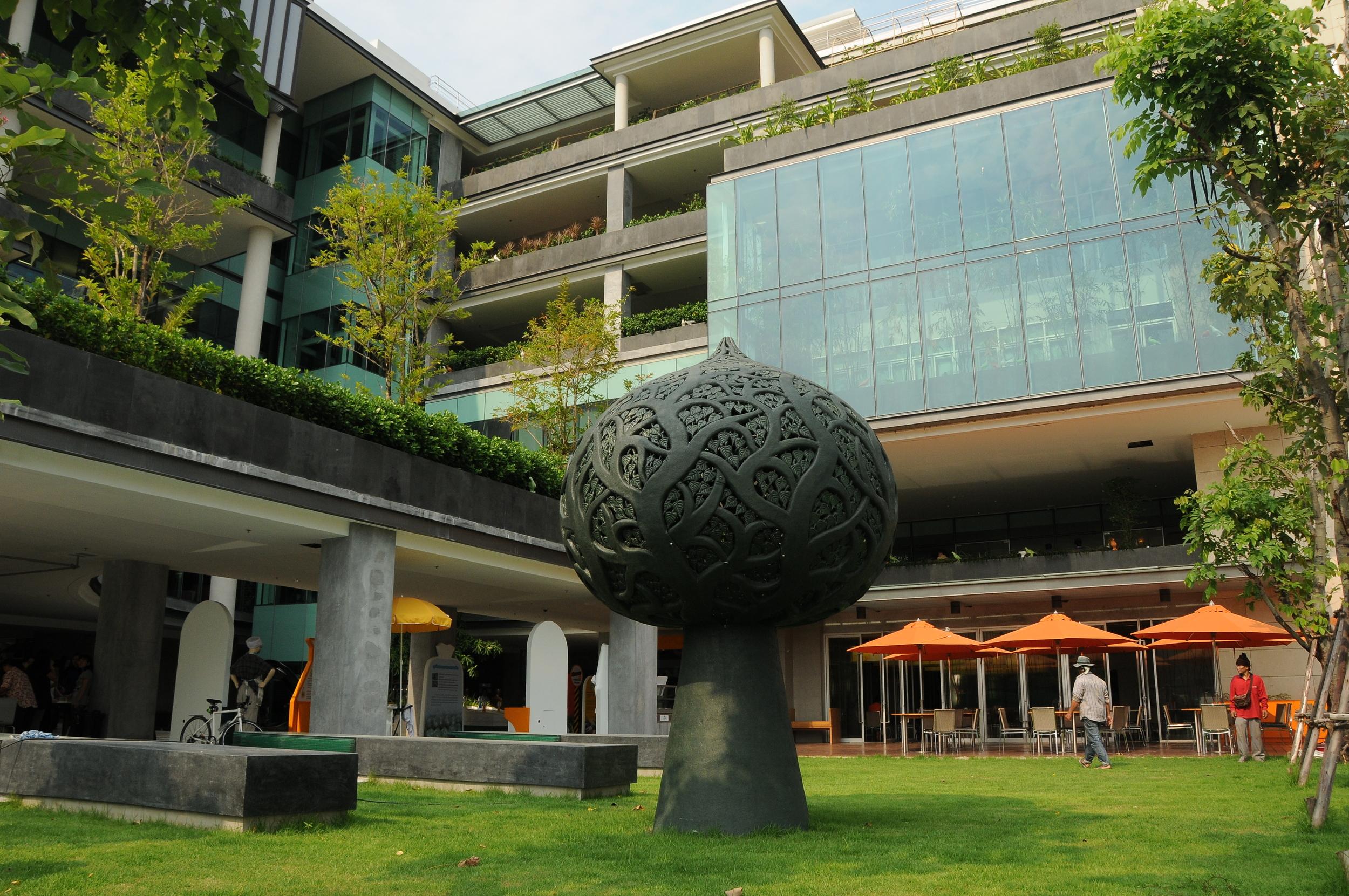 องค์กรต้นแบบ ขยะจัดการได้ด้วยนโยบายที่แน่วแน่ thaihealth