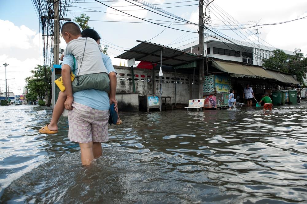 เตรียมตัวรับมือน้ำท่วมช่วยลดความสูญเสีย thaihealth
