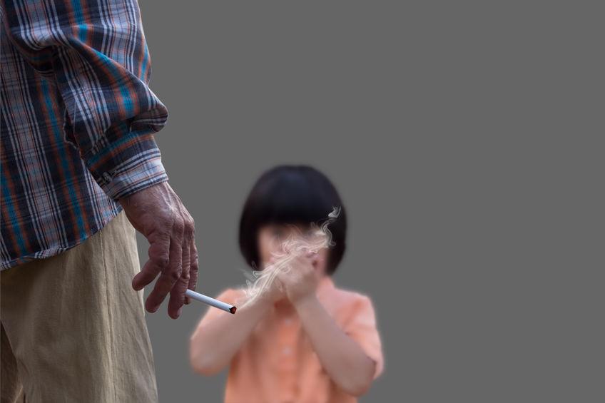 เตือนภัย'ควันบุหรี่'ทำร้ายลูก thaihealth