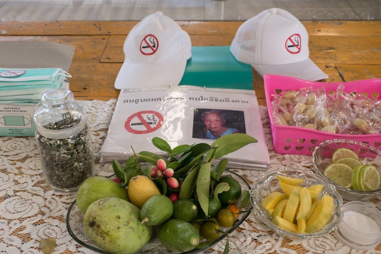อสม.ปทุมธานี ชูนวัตกรรมช่วยเลิกบุหรี่ thaihealth