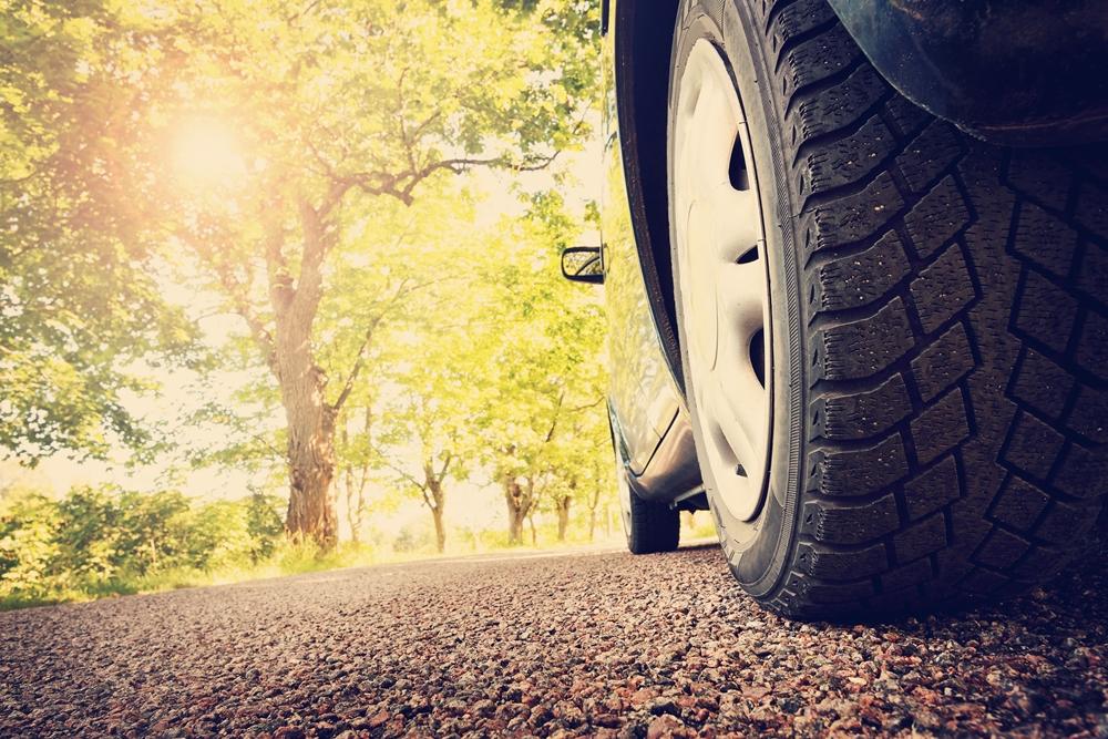 ปภ.แนะเลือกใช้ ยางรถยนต์ถูกวิธี ป้องกันอุบัติเหตุ thaihealth