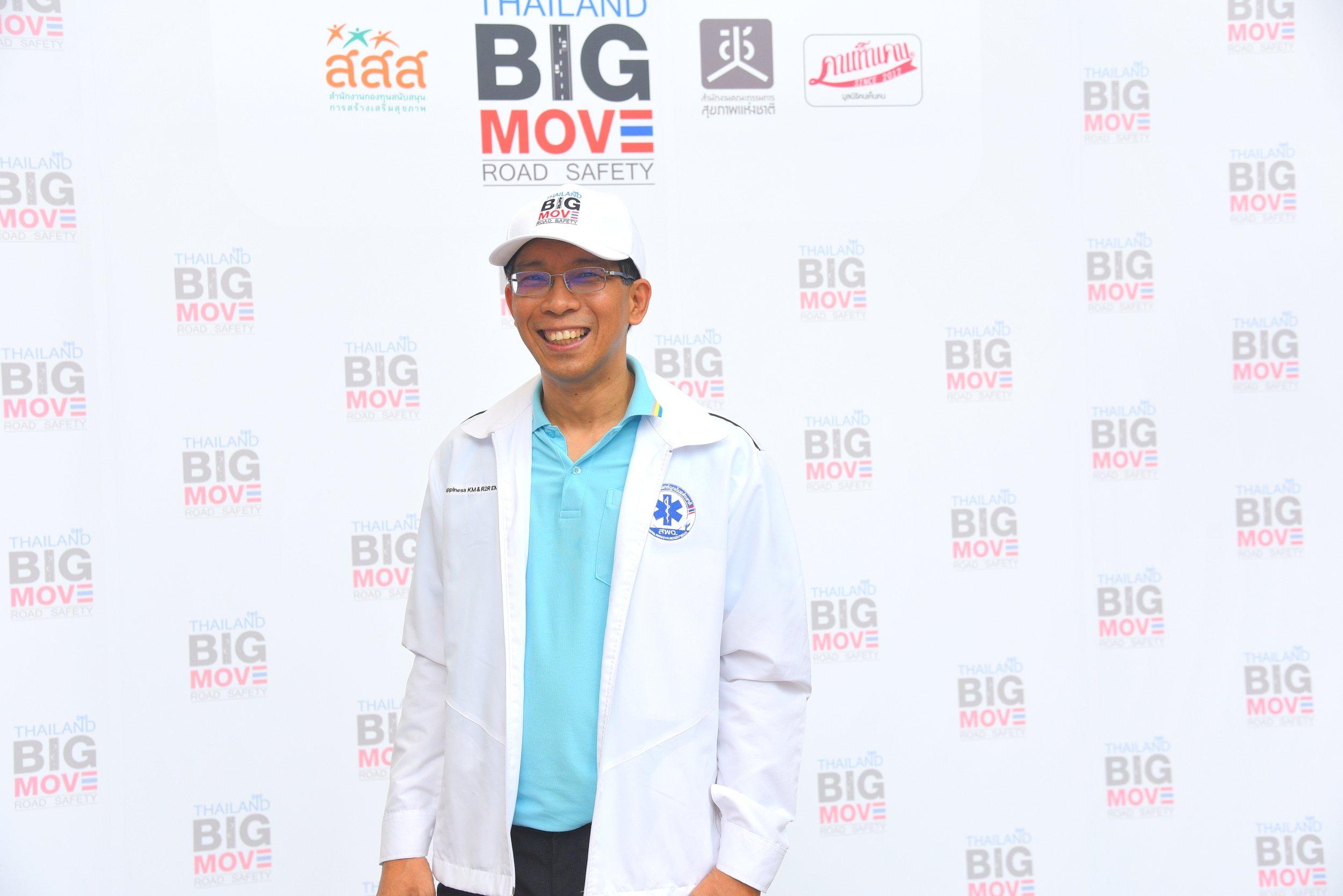 Thailand Big move ดึงอาชีวะร่วมลดอุบัติเหตุ เฟส 2 thaihealth