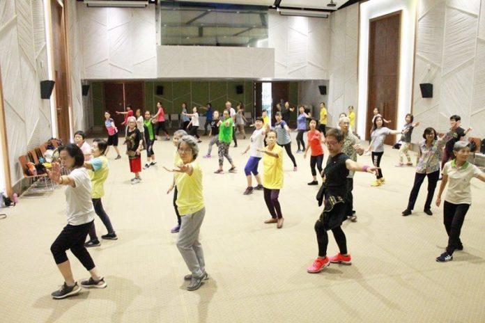 Free style Dance..ลดเครียด แถมความจำดี thaihealth