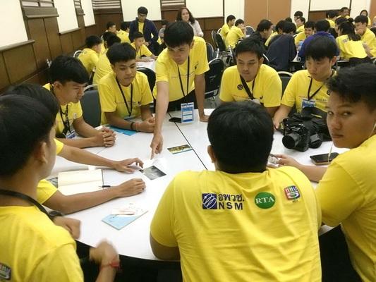 นศ.อาชีวะอุบลฯ ชิง 2 รางวัล ผลิตสื่อวีดีทัศน์ชิงถ้วยพระราชทานฯ thaihealth