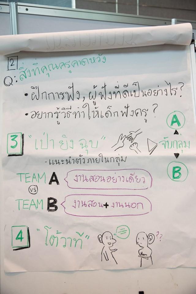 เวที TEP Forum 2019 x ก่อการครู  thaihealth