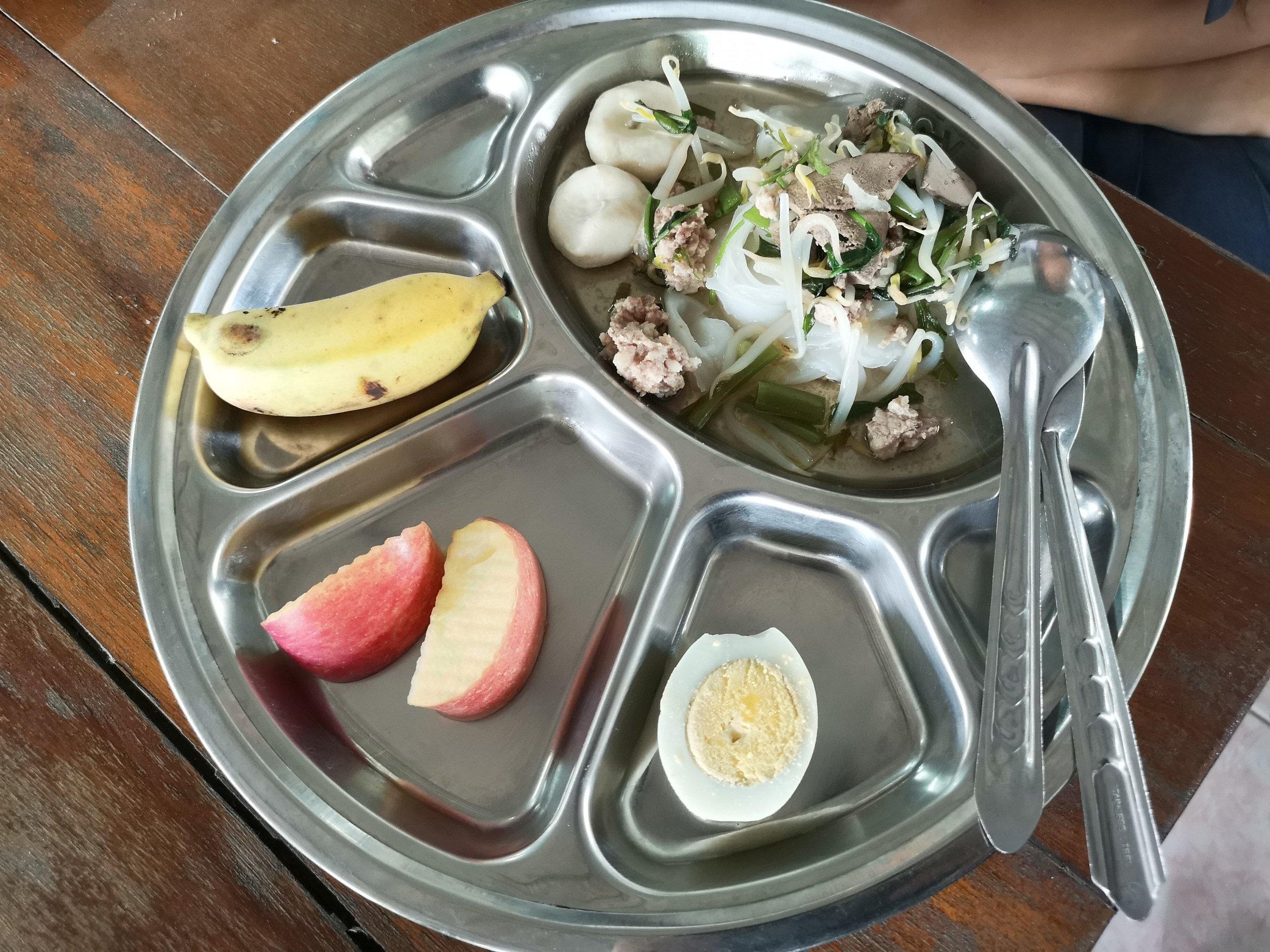 อาหารกลางวัน 20 บาท กับ Thai School Lunch thaihealth