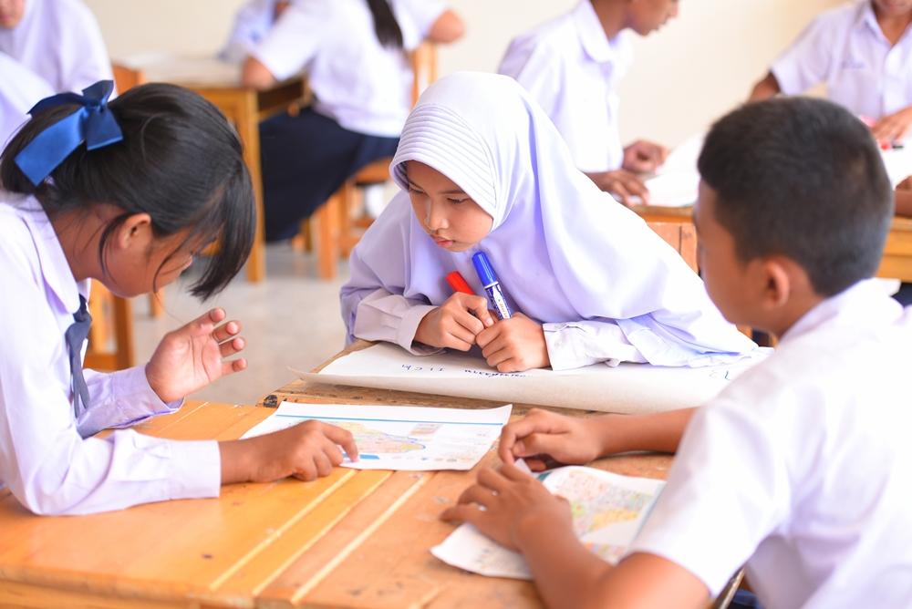 """""""8+4"""" หลักสูตรท้องถิ่นเทศบาลปริก สร้างพลเมืองตื่นรู้ thaihealth"""