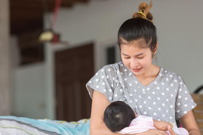 ไทยให้ลูกกินนมแม่ต่ำสุดในอาเซียน thaihealth