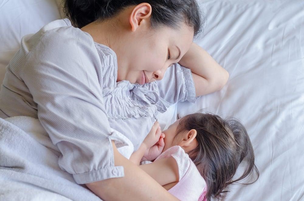ทารกกินนมแม่ดีที่สุด thaihealth