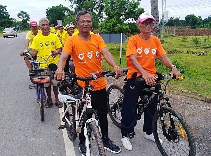 มหกรรมชุมชนจักรยาน ปี 3 ชูความเข้มแข็งชุมชน thaihealth