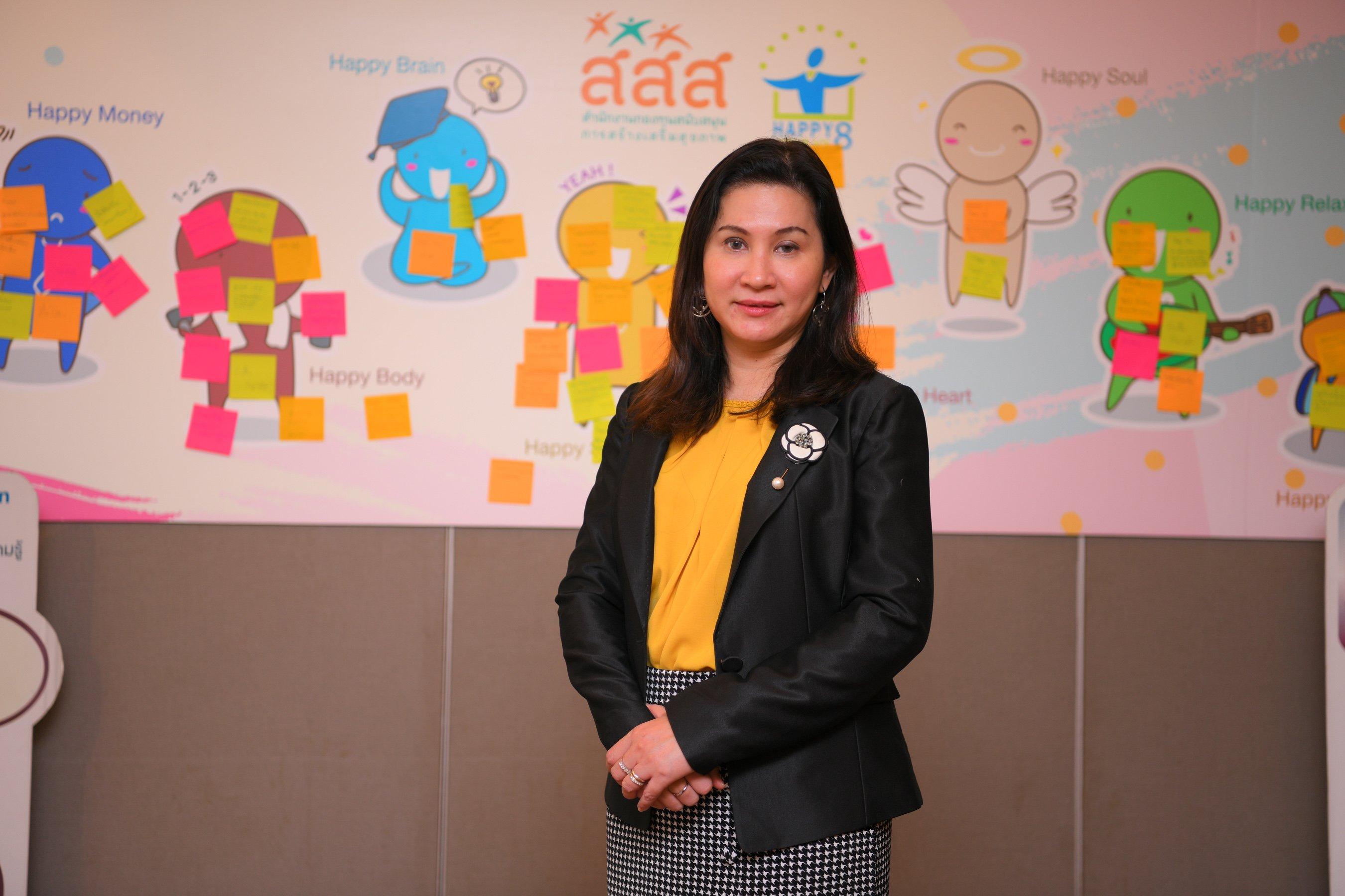 สสส.ดัน 10 แพ็กเกจ เสริมสุขภาพวัยทำงาน thaihealth