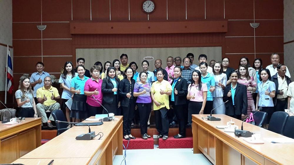 สจ.สระแก้ว เตรียมแผนระยะ 3 ปี พร้อมรับสังคมผู้สูงอายุ thaihealth