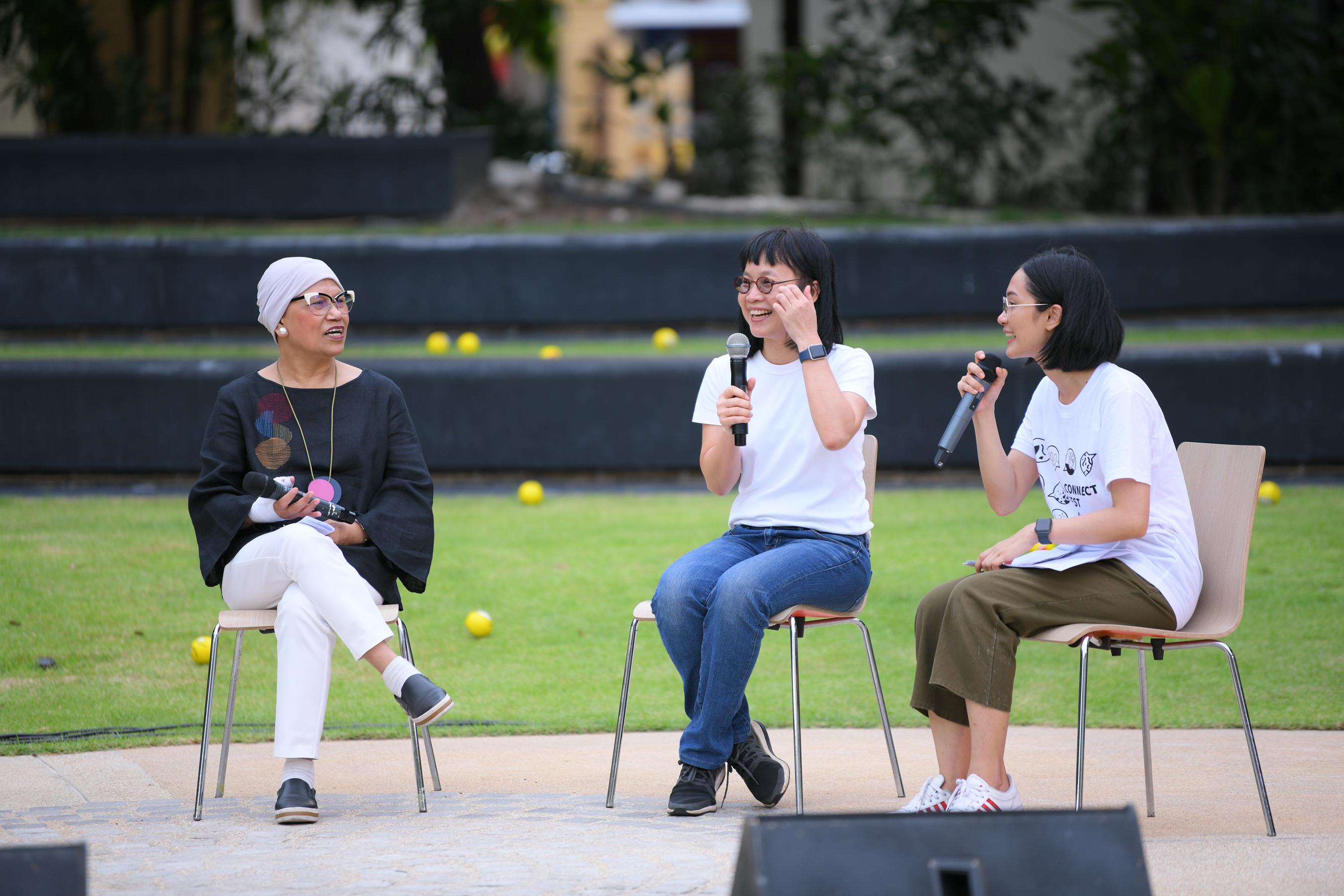 CONNECT FEST ปักหมุดให้คนรุ่นใหม่เติบโตทางความคิด thaihealth